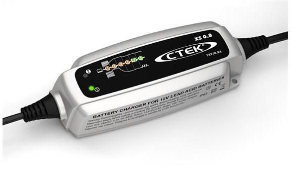Chargeur CTEK XS 0.8 12V 0.8A