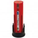 Batterie pour outillage portatif PANASONIC / WURTH  2,4V 1,5Ah  Ni-Cd