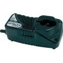 Chargeur pour batterie  HITACHI 7.2V - 18V / NiCd + NiMh + Li-Ion