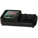 Chargeur pour batterie  HITACHI 7.2V - 24V / NiCd + NiMH