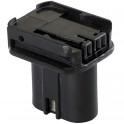 Adaptateur compatible avec batterie Atlas Copco, AEG et Milwaukee.