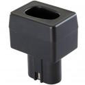 Adaptateur compatible avec batterie Metabo.