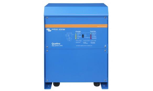 Chargeur/Convertisseur Quattro 12/3000/120-50/30