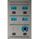 Tableau electrique ESP System Panel with 200/200A Digital Multi Control