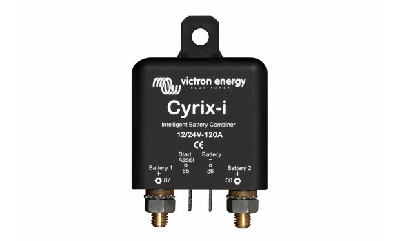 Coupleur de charge Cyrix-ct 12-24V 120A