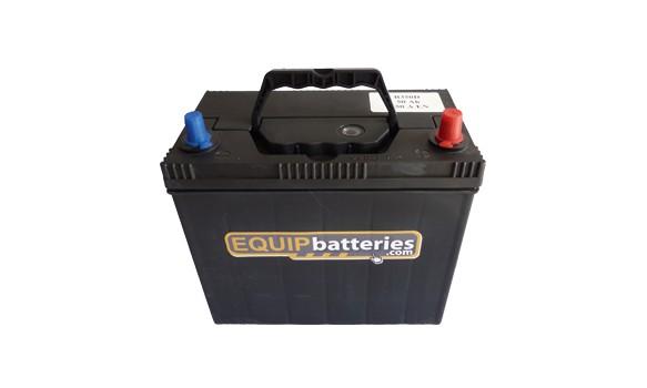 Batterie de démarrage B24D 12V 50Ah japonaise sans entretien