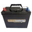 Batterie de démarrage B24G 12V 50Ah japonaise sans entretien