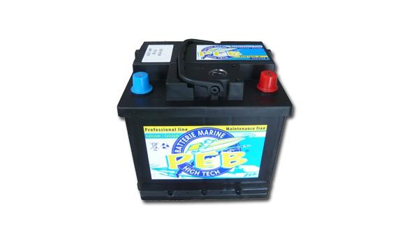 Batterie Marine PEB 12V 50Ah