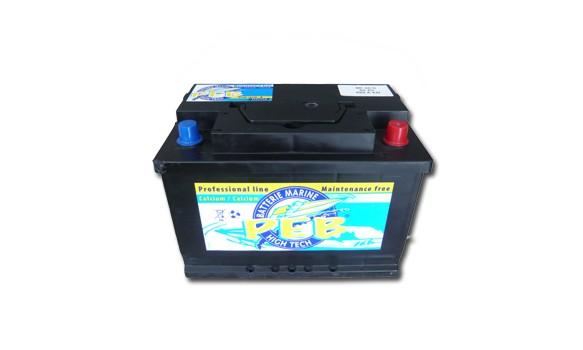 Batterie Marine PEB 12V 80Ah