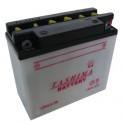 Batterie moto 12N5.5-3B 12V / 5.5Ah