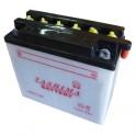 Batterie moto 12N5.5-4B 12V / 5.5Ah