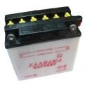 Batterie moto 12N7-3B 12V / 7Ah