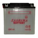 Batterie moto 12N7-4A 12V / 7Ah
