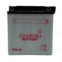 Batterie moto 12N9-3B  12V / 9Ah