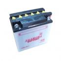 Batterie moto 12N9-4B-1  12V / 9Ah