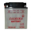 Batterie moto YB10A-A2 12V  11Ah
