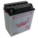 Batterie moto YB12A-A / 12N12A-4A-1 12V / 12Ah