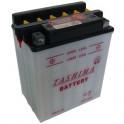 Batterie moto YB14-A2  12V / 14Ah