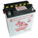 Batterie moto YB14L-A2 / 12N14-3A  12V / 14Ah