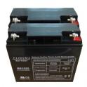 Kit batterie tondeuse équivalent GP24150 24V 20Ah