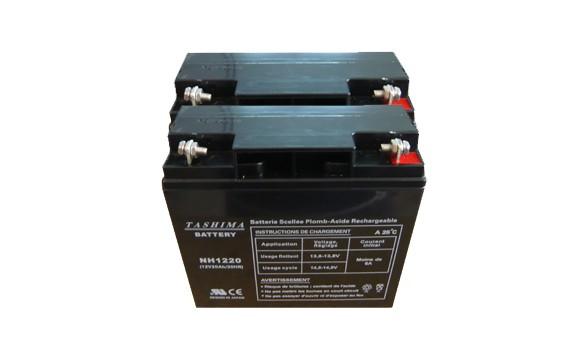 kit batterie tondeuse quivalent gp24150 24v 18ah batterie pour la tondeuse. Black Bedroom Furniture Sets. Home Design Ideas