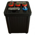 Batterie voiture de collection 6V / 60Ah