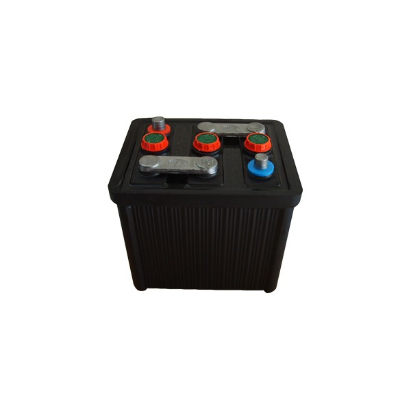 batterie voiture de collection 6v 95ah batteries 6 volt 6v. Black Bedroom Furniture Sets. Home Design Ideas