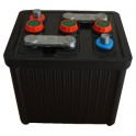 Batterie voiture de collection 6V / 115Ah