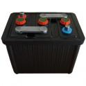 Batterie voiture de collection 6V / 120Ah