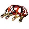 Câble de démarrage pour batterie jusqu'à 100 Ampères