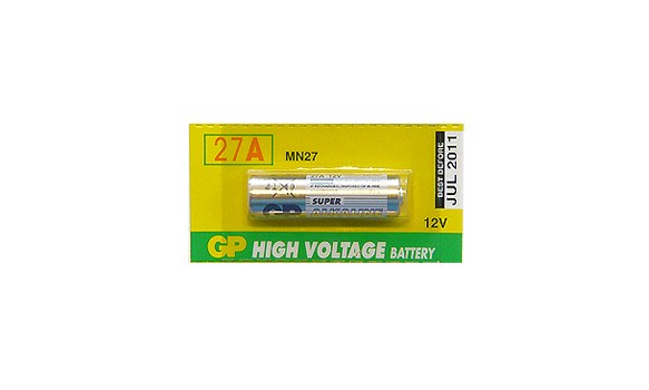 Pile Alcaline VARTA 12V  LR27A MN27