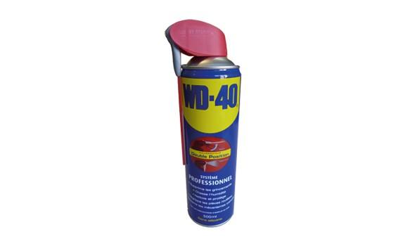 Lubrifiant WD-40
