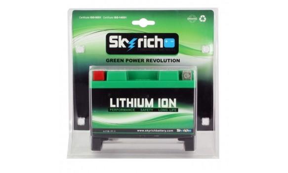 Batterie moto lithium YT12B-4 / HJT12B-FP 12V 10Ah