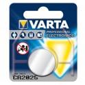 Pile bouton Lithium CR2025 VARTA
