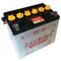 Batterie moto, Tondeuse, 12N24-4A 12V / 24Ah