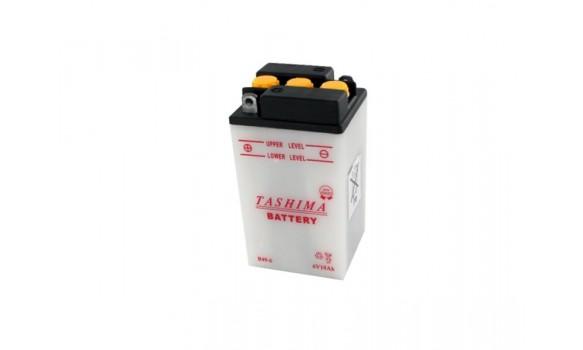 Batterie moto B49-6  6V / 8 Ah