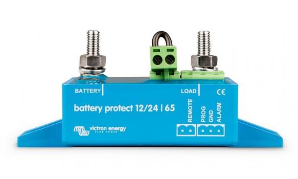 Limiteur de décharge 12-24V 65A BatteryProtect  Victron Energy