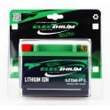 Batterie moto lithium  YTX14-BS / HJTX14H-F  12V 12Ah