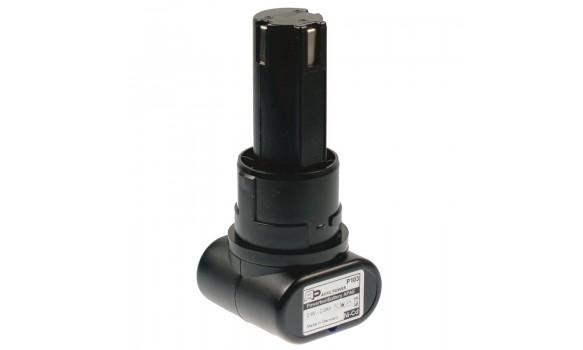 Batterie pour outillage portatif AEG / ABB  2,4V 1,5Ah  Ni-Cd