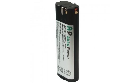 Batterie pour outillage portatif AEG 7,2V 1,5Ah  Ni-Cd