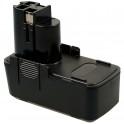 Batterie pour outillage portatif BOSCH / BTI / SPIT  7,2V 2,0Ah  Ni-Cd