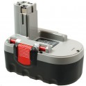 Batterie pour outillage portatif BOSCH / BTI / SPIT  18V 2,0Ah  Ni-Cd