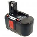 Batterie pour outillage portatif BOSCH  24V 1,5Ah  Ni-Cd