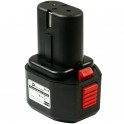 Batterie pour outillage portatif HITACHI / STANLEY BOSTITCH  7,2V 1,5Ah  Ni-Cd