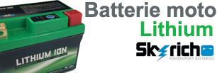 batterie moto lithium skyrich
